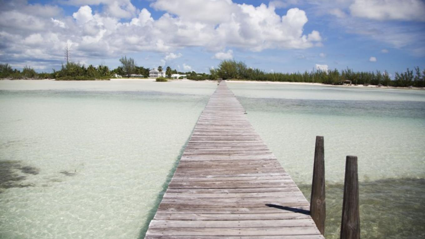 View from The Long Dock at Cherokee Sound. – Bahamas Ministry of Tourism
