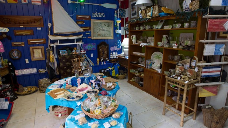 Souvenir items at Joe's Studio – Bahamas Ministry of Tourism