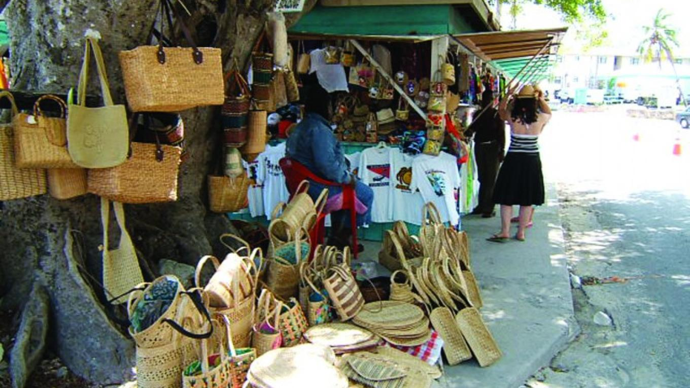Photo shown is of the market before the fire. – Jane Braynen