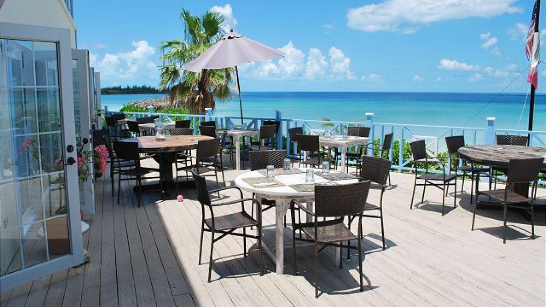 Patio view – Eleuthera Vacation Rentals