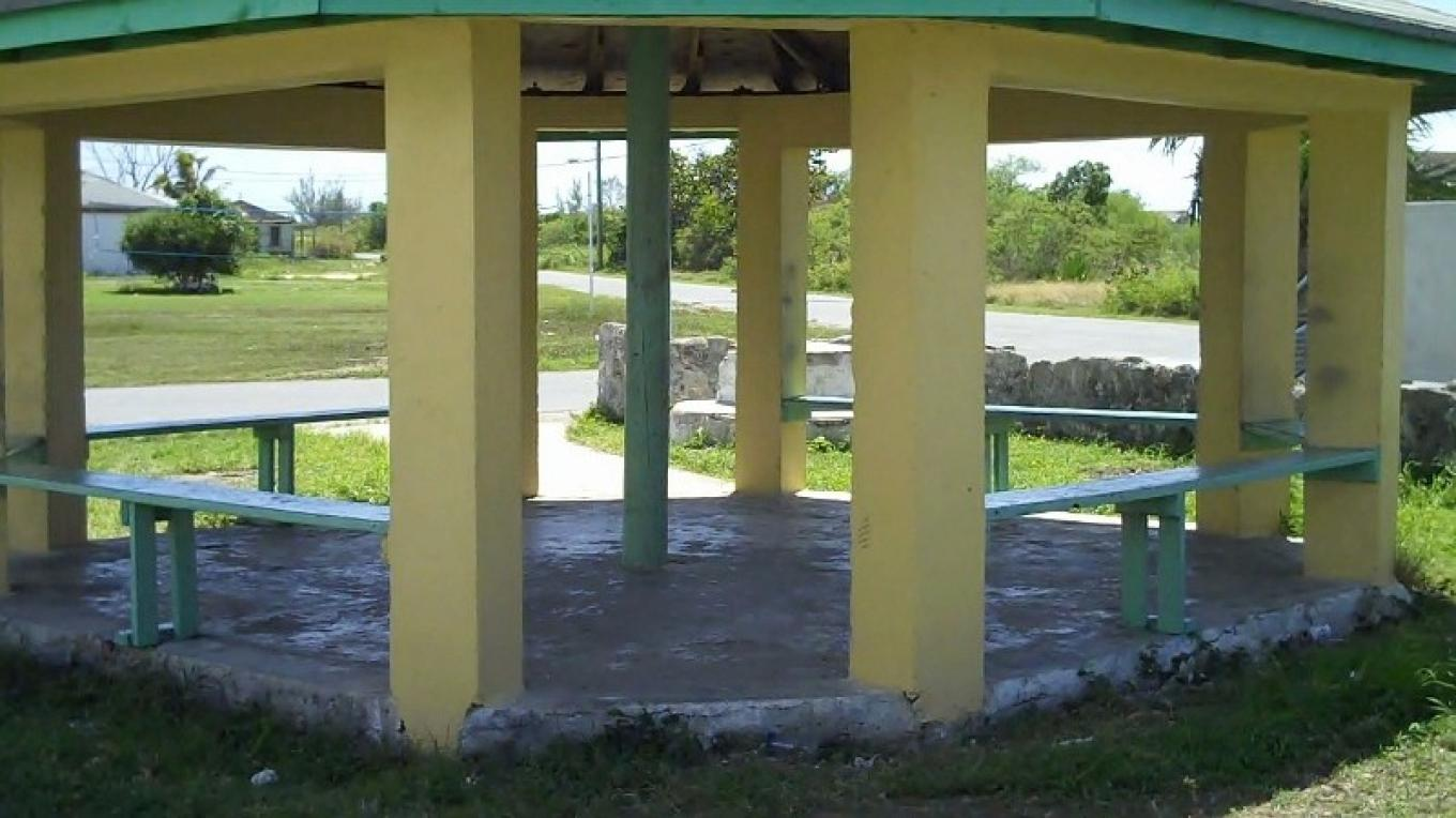 Well Shack in Abraham's Bay Persons would sit while waiting to get water. – Bahamas Ministry of Tourism