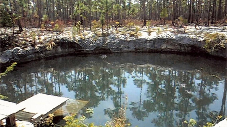 Saw Mills Sink hole – Glender Archer-Knowles