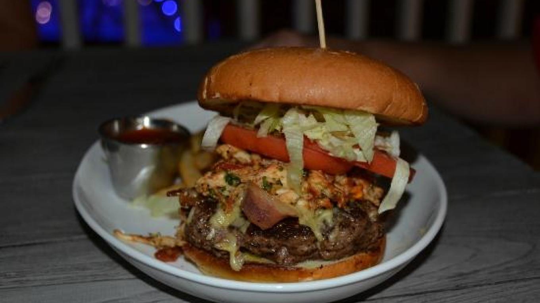 A delicious burger – tripadvisor