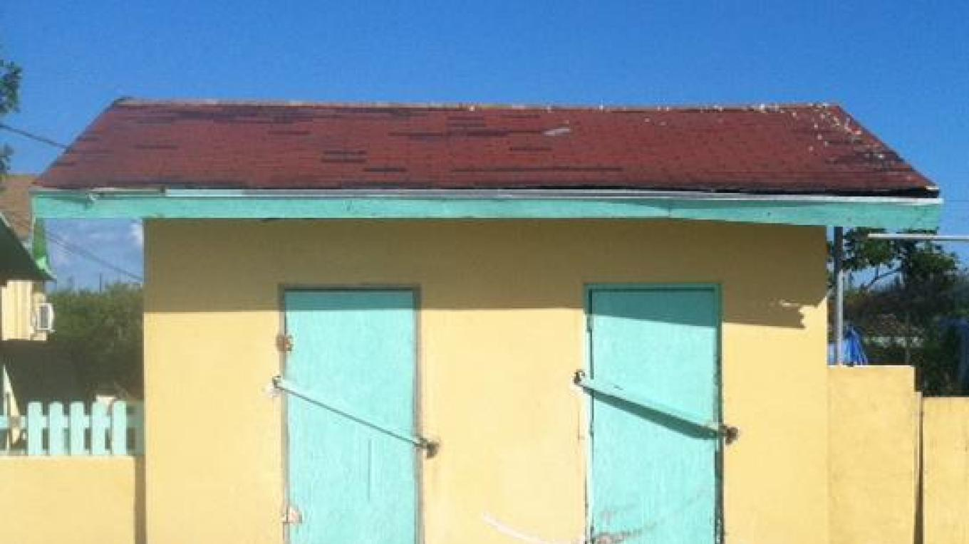 The Old Jail – Bahamas Ministry of Tourism