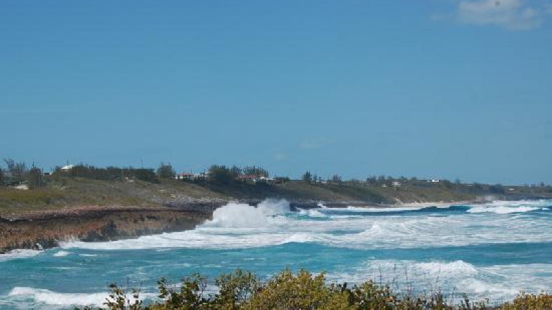 Panoramic view of the waves crashing onto the shoreline – tripadvisor