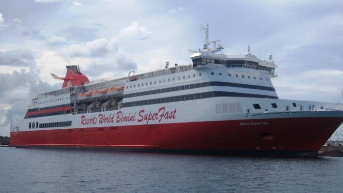 Bimini Super Fast Ferry – Resort World Bimini Bay