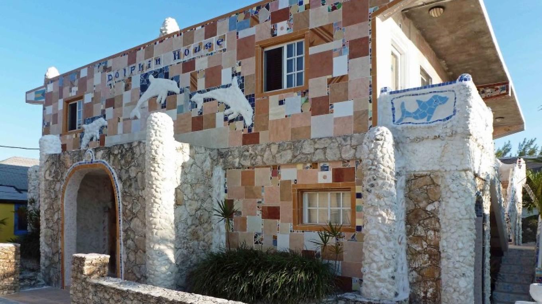 Dolphin House – Bimini Tourist Office