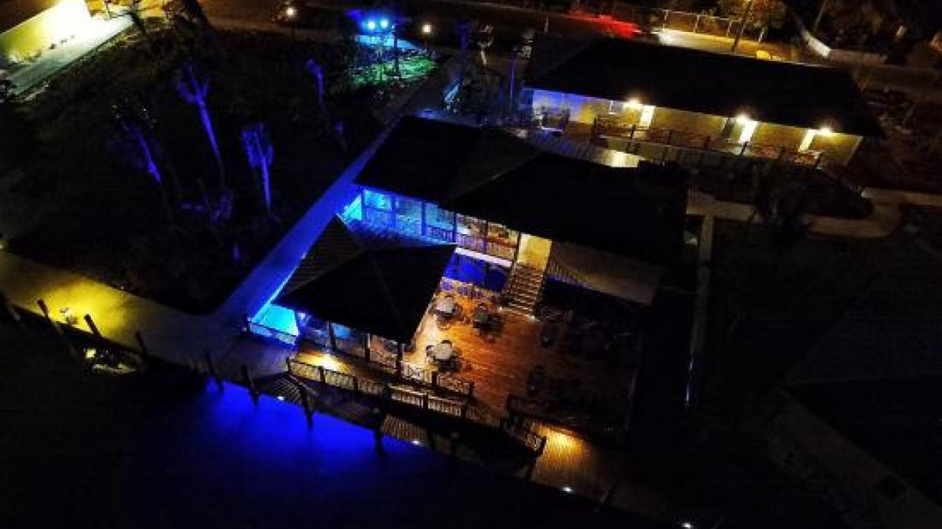 View from above of Wreckers Restaurant – tripadvisor