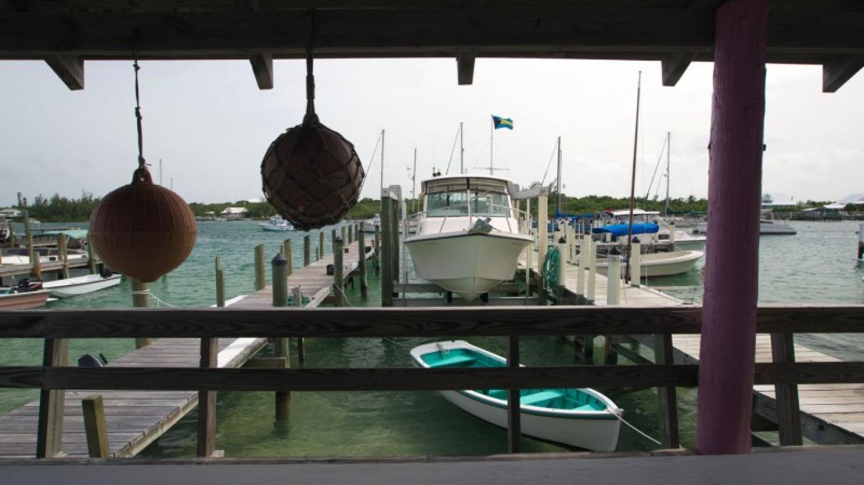 The marina at Man-o-War Cay – Bahamas Ministry of Tourism