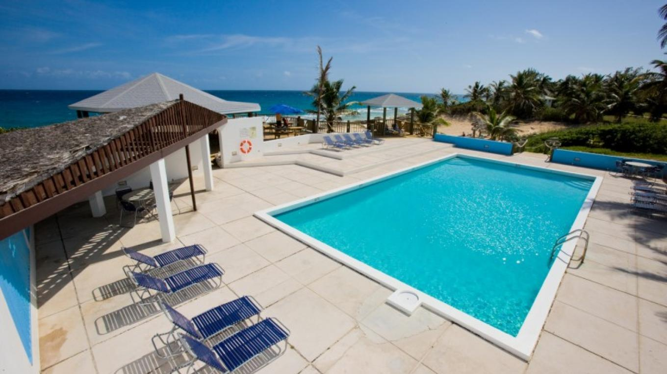 I dream of blue! – Stella Maris Resort Club