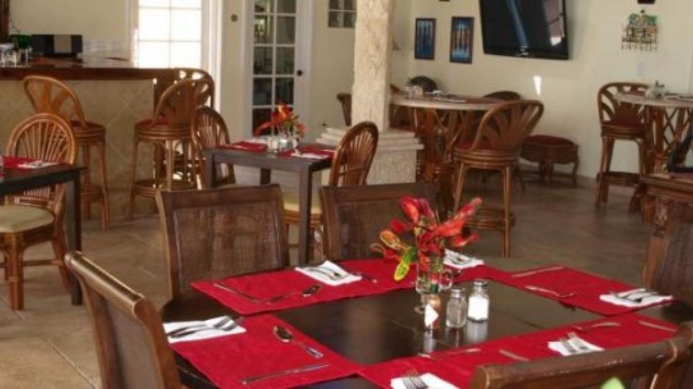 Inside the Dining Room at Augusta Bay Bahamas. – Augusta Bay