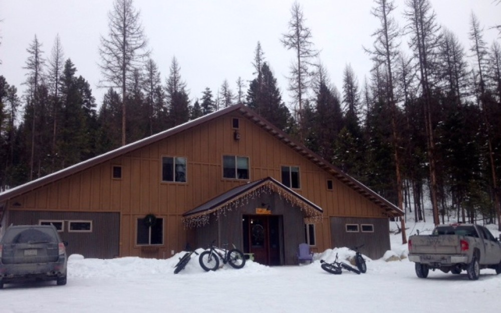 Whitefish Bike Retreat – Cricket Butler