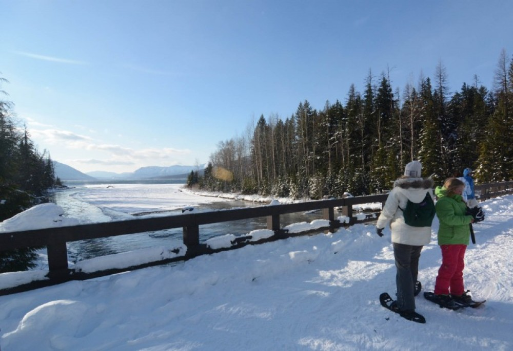 Taking in the beauty of the mouth of McDonald Creek. – Devin Schmit