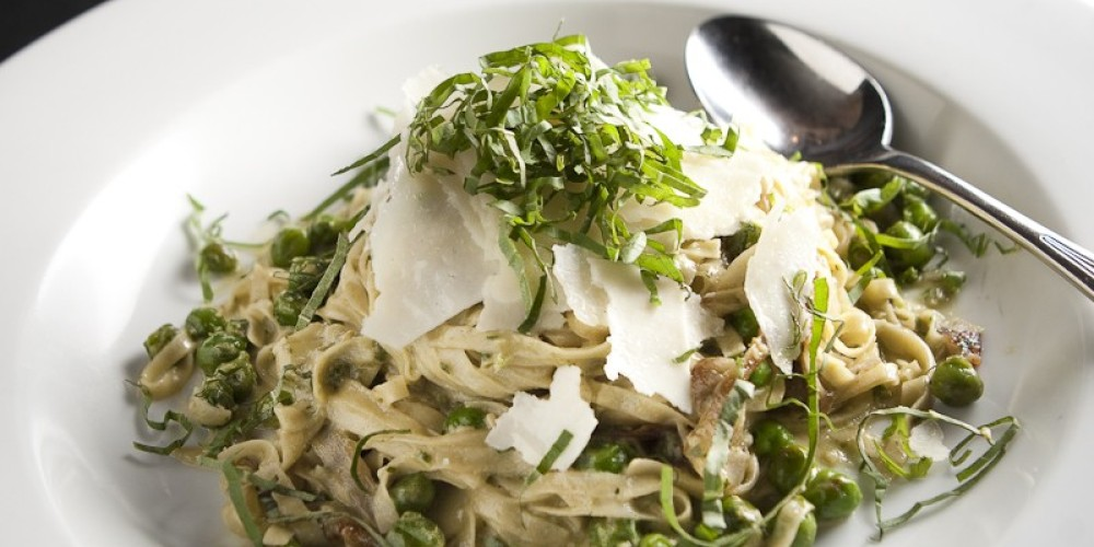 House-Made Pastas – Jacob Eubank