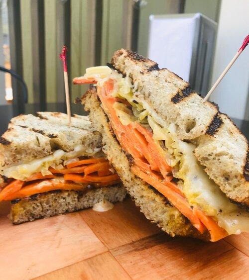 """Carrot """"Pastrami"""" - try it!"""