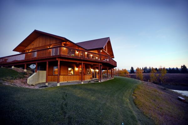 River View Lodge Exterior