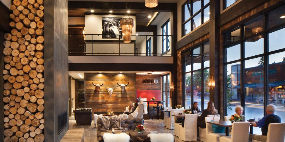 The Firebrand Hotel   Whitefish Montana Lodging, Dining, and