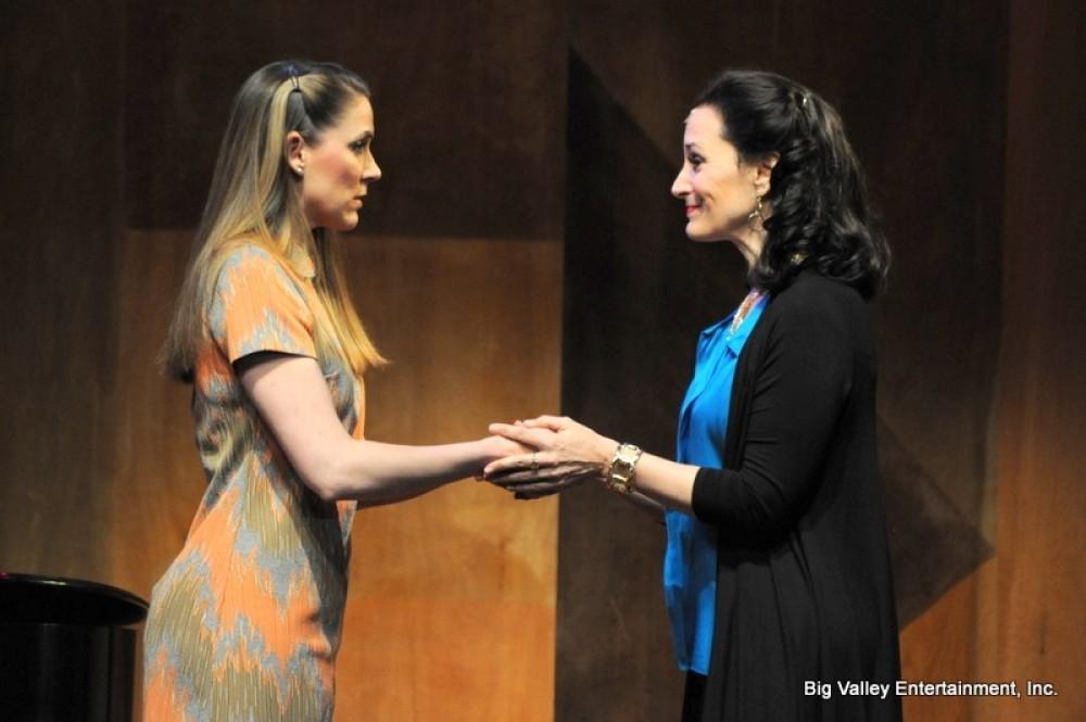 Tony Award Nominee, Barbara Walsh & Katrina Thurman in Master Class - 2012 – Jessica Lowry