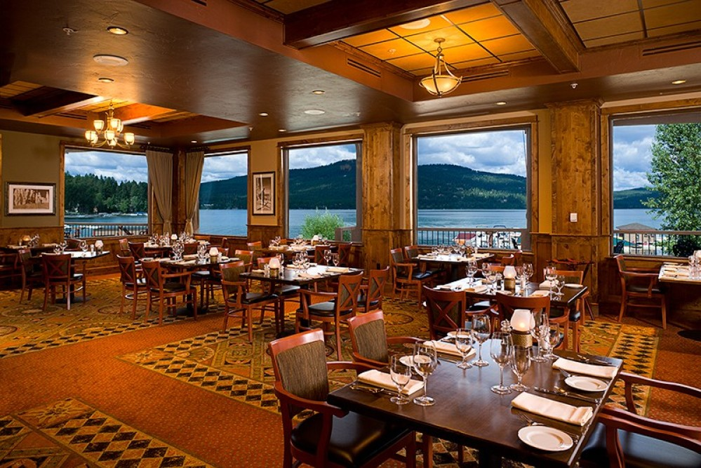 The Lodge at Whitefish Lake offers unparalleled hospitality with great meeting space, dining options and lodging. – courtesy Lodge at Whitefish Lake