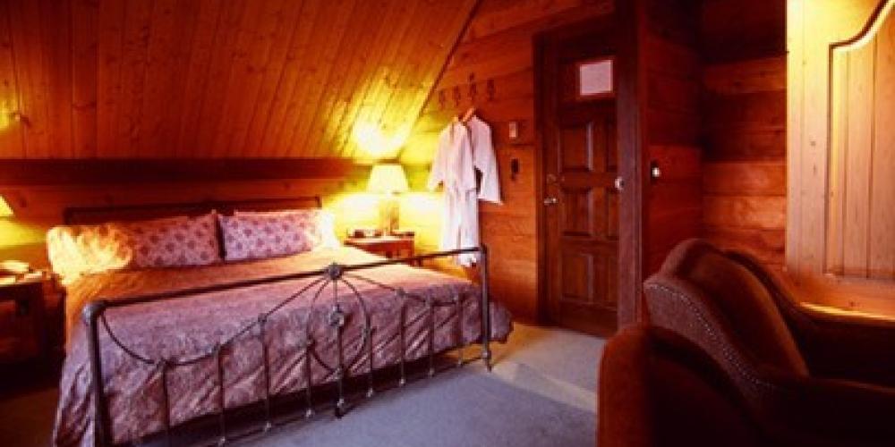 Great Northern suite – Good Medicine Lodge