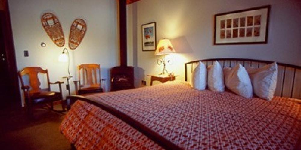 guest room – Good Medicine Lodge