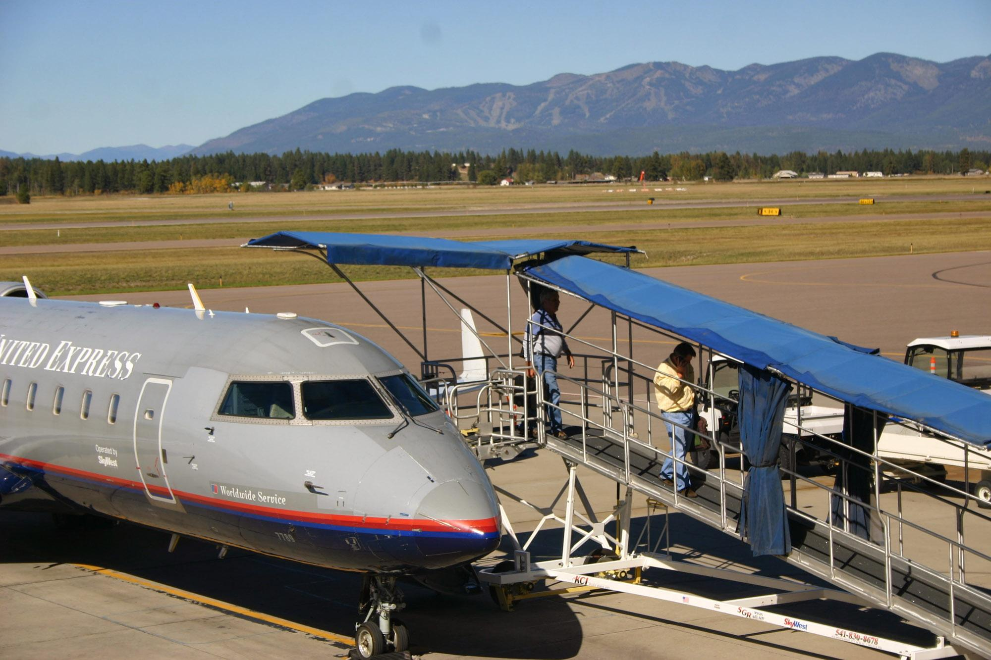 Flying to Whitefish Has Never Been Easier | Whitefish