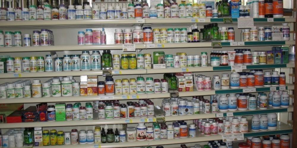 Need a supplement or vitamin? – jan Metzmaker