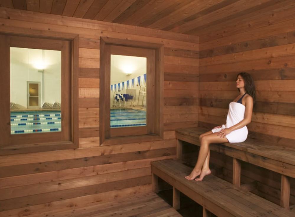 Sauna – Living Images Photography