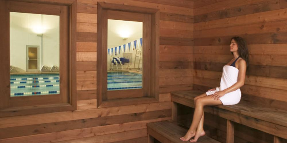 Sauna – Living Images Photography