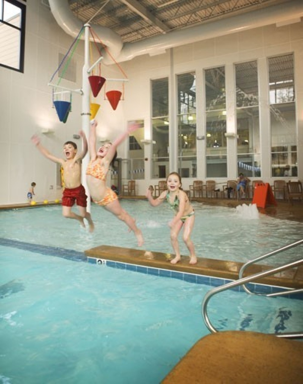 Fun in our water park – Living Images Photography