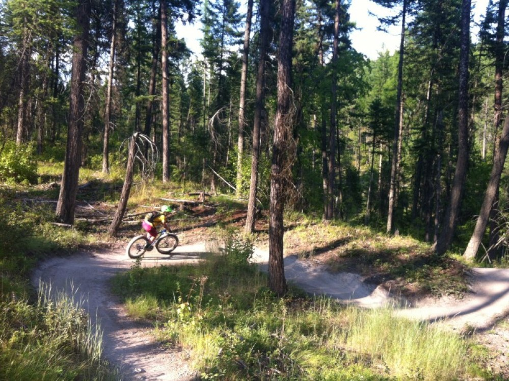 Whitefish Trail - Lion Mountain – Jessica Downing