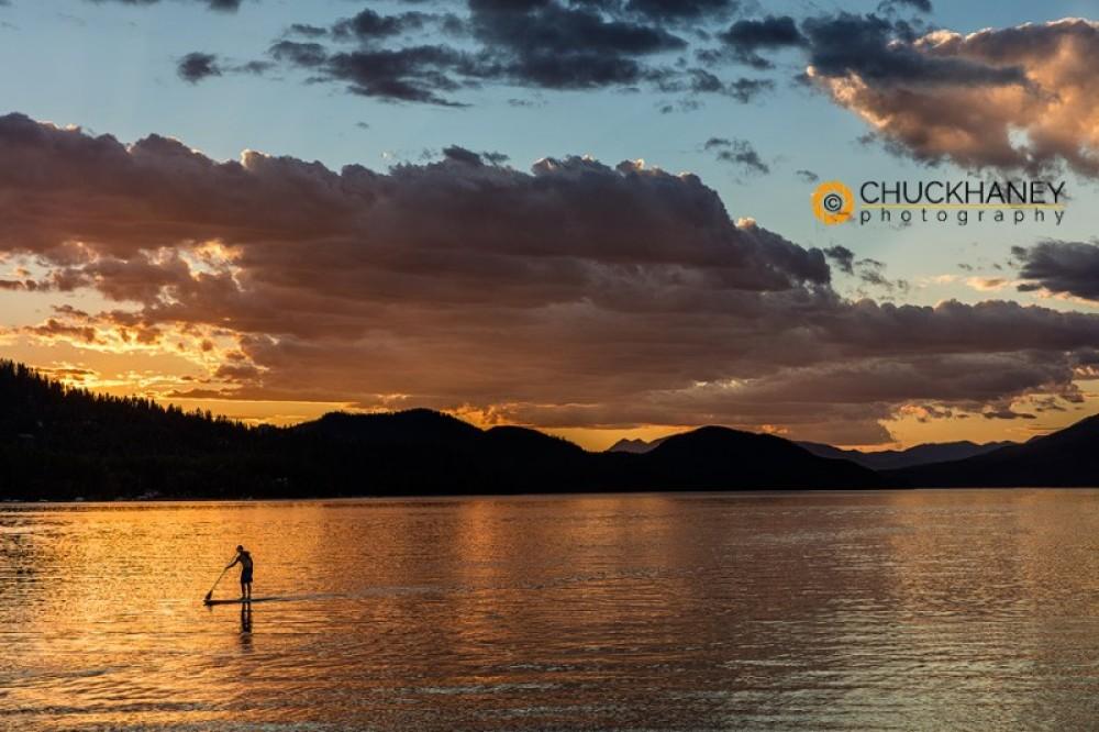 Whitefish Lake – Chuck Haney