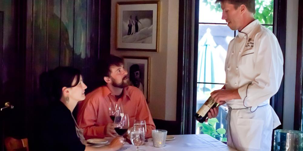 Award-winning Chef Andy Blanton and Cafe Kandahar – Kat Gebauer