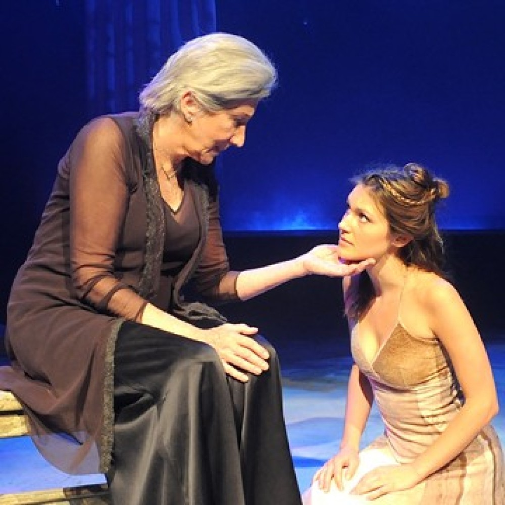 Academy Award winner Olympia Dukakis in Another Side of the Island - 2008 – Jessica Lowry
