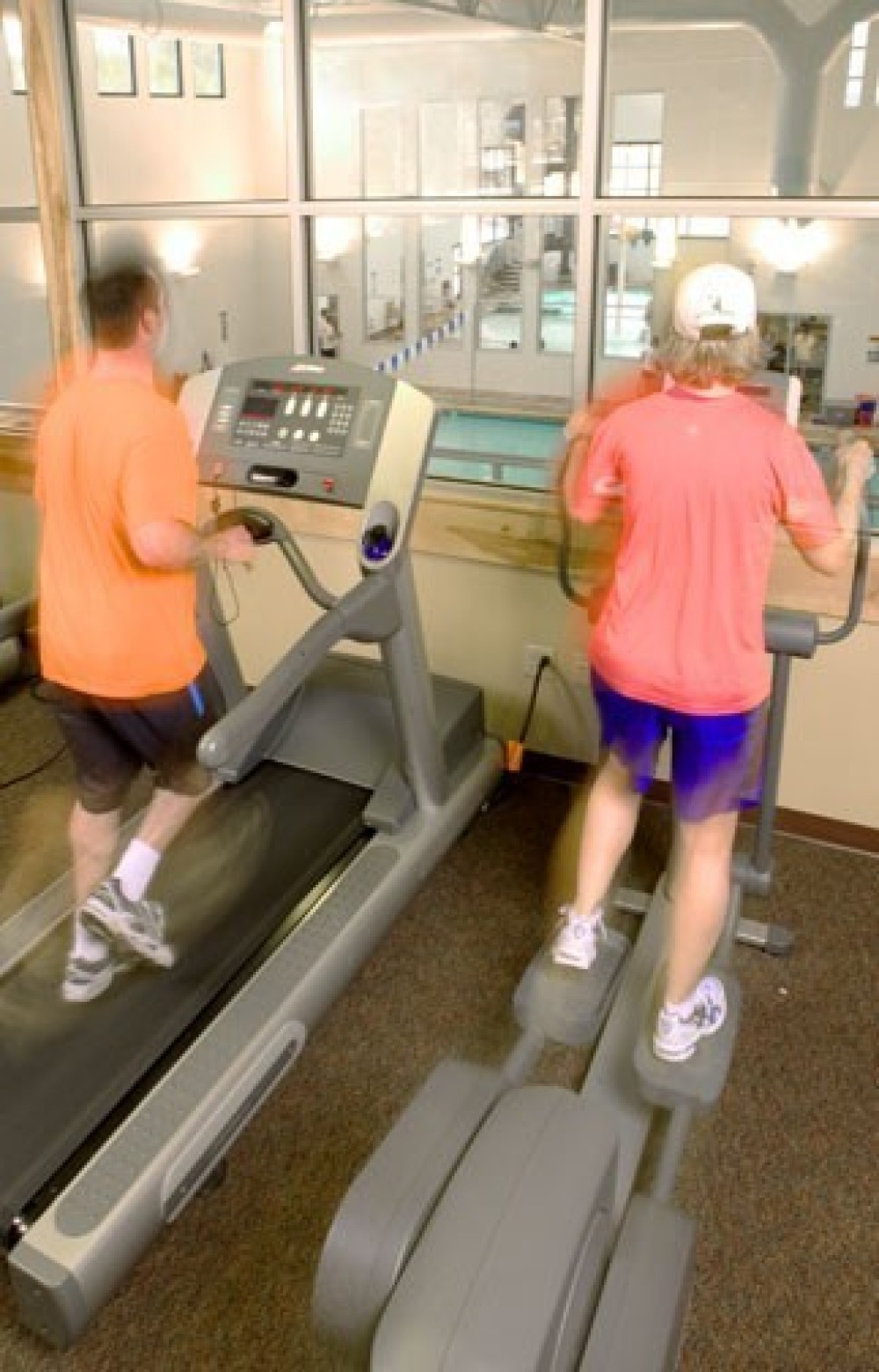 Cardio exercise – Living Images Photography