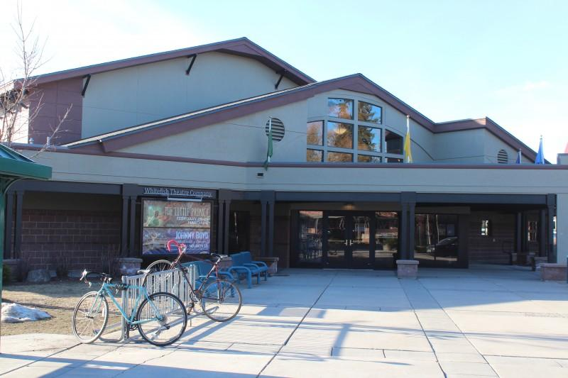The O'Shaughnessey Center is the home to the Whitefish Theatre Co.