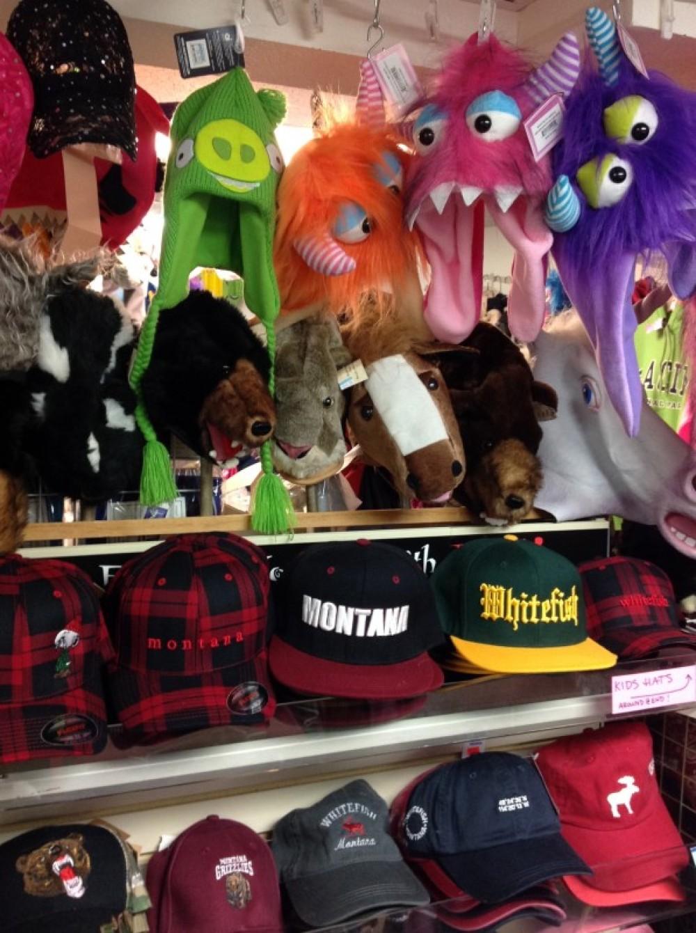 FUN HATS!