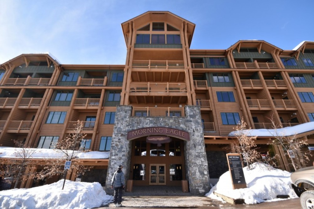 We have several condos at the ski-in/ski-out Morning Eagle Lodge located in the heart of the village at Whitefish Mountain Resort