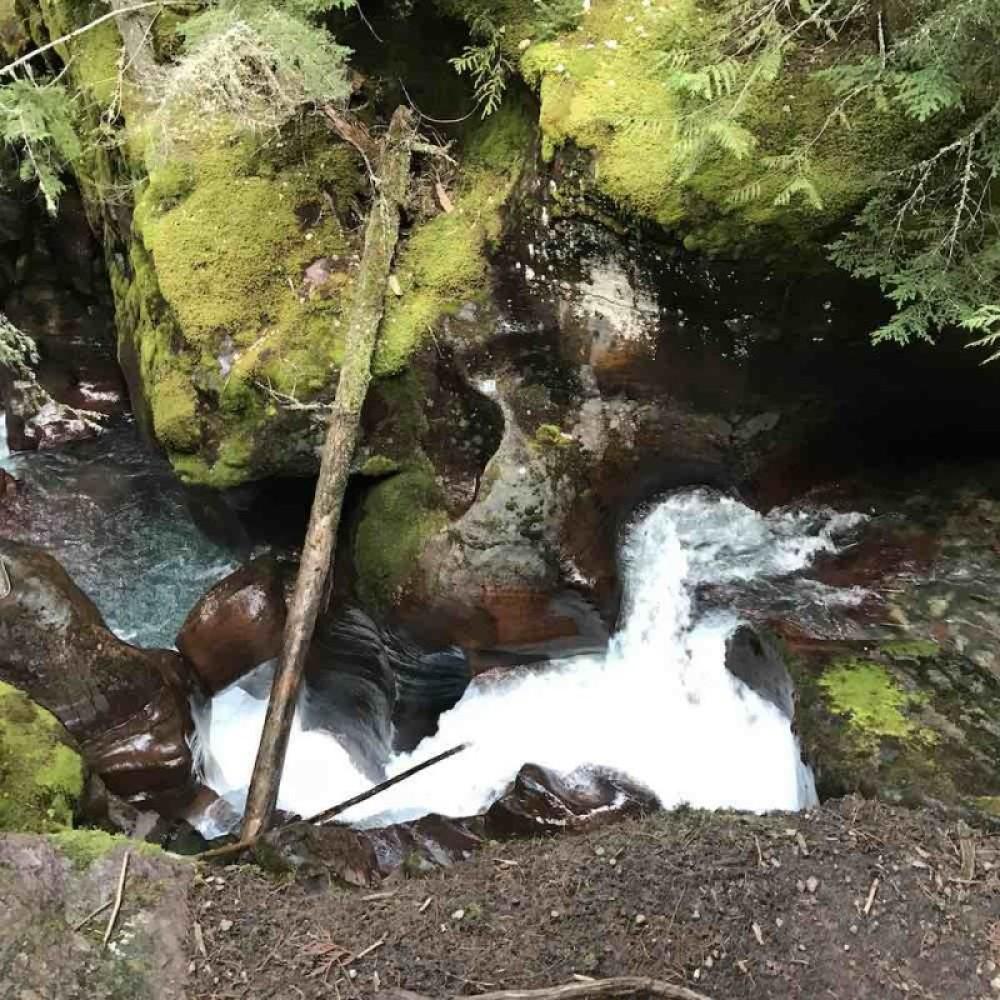 Avalanche Gorge – Edna White