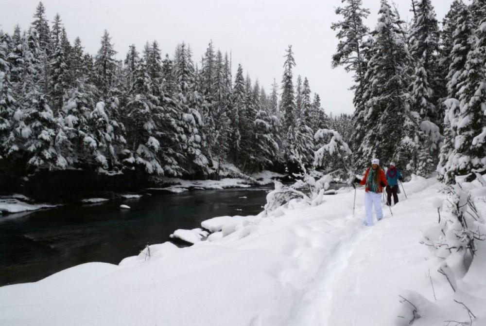A deep day on the John's Lake trail near McDonald Creek. – Devin Schmit