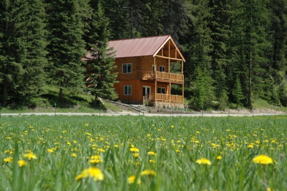 Meadow Cabin – Galen Garner