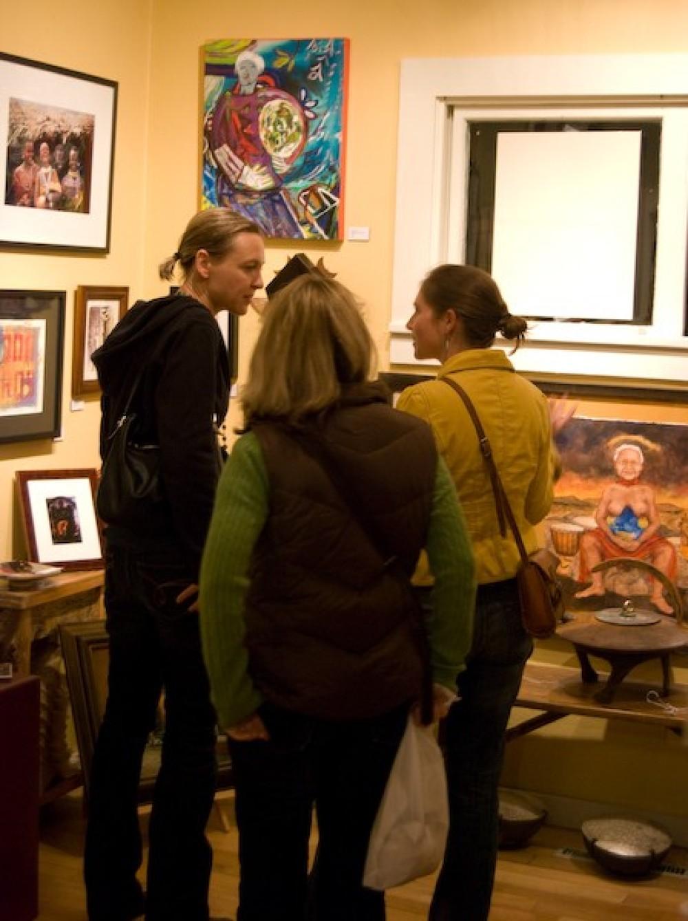 Gallery Nights Event – Nelson Roosendahl