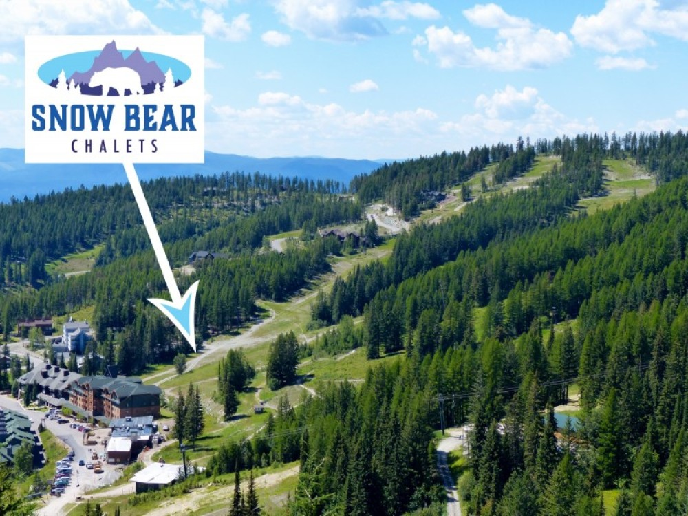 Snow Bear Chalets is located on Hope Slope near the heart of Whitefish Mountain Resort. All winter and summer resort amenities are located nearby, including equipment rental.