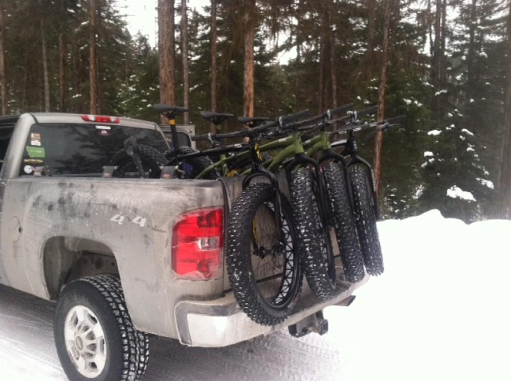 Whitefish Bike Retreat Fat Bike Pick Up/Drop Off Shuttle – Cricket Butler