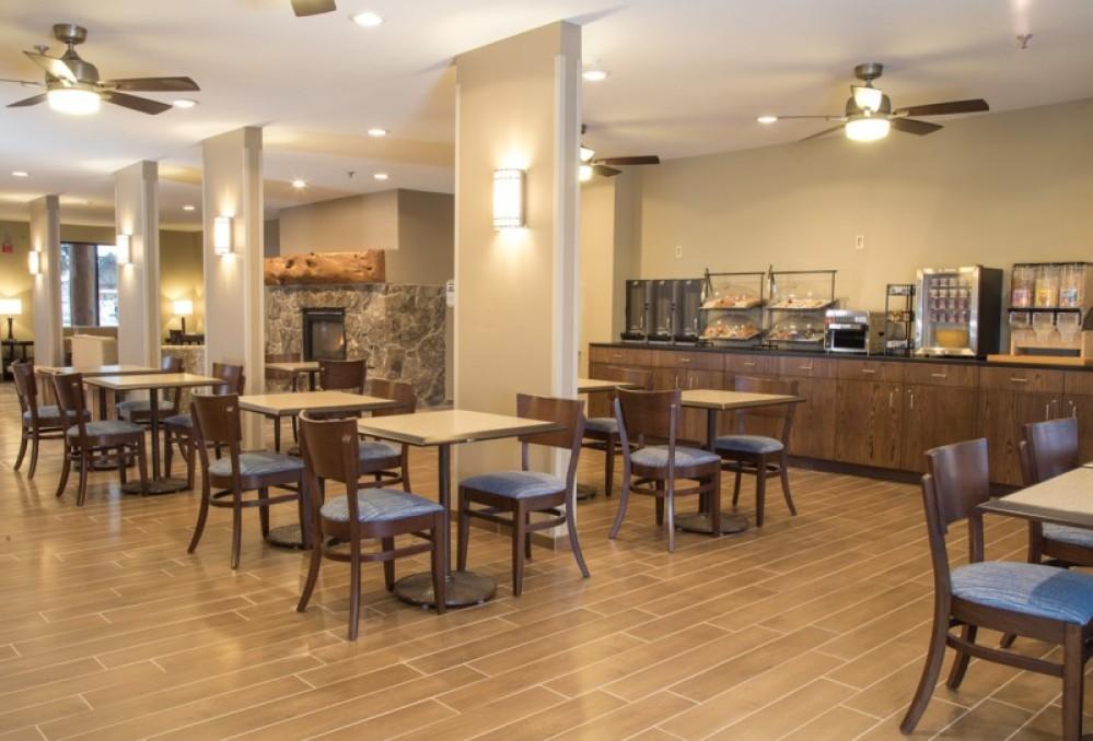 Continental Breakfast Bar