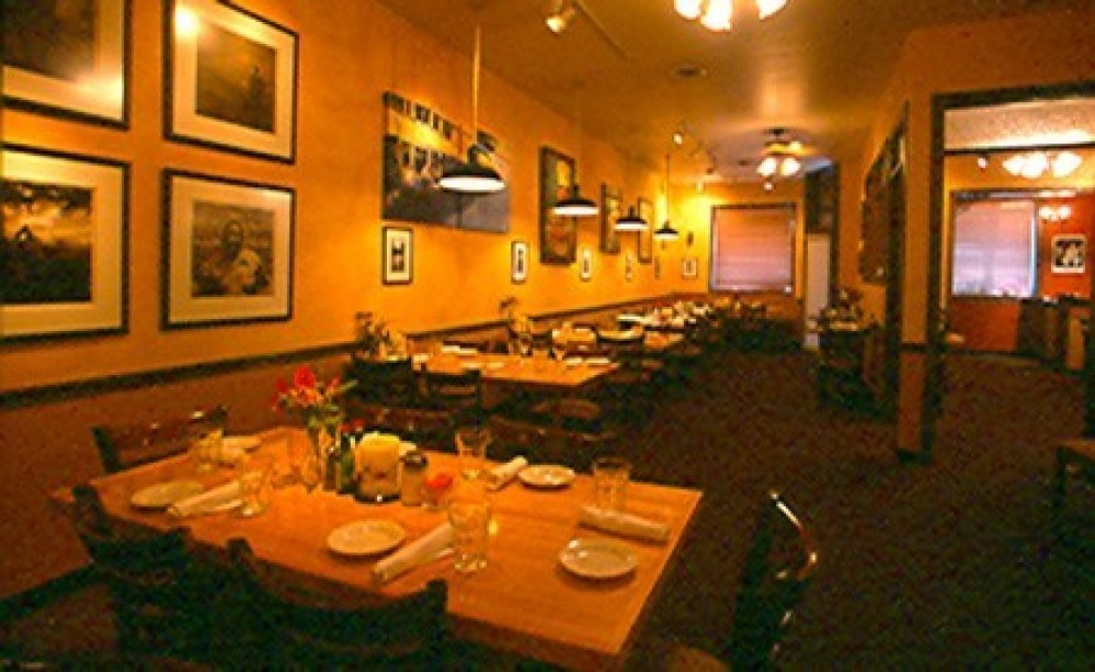 inside dining – Scott Spiker
