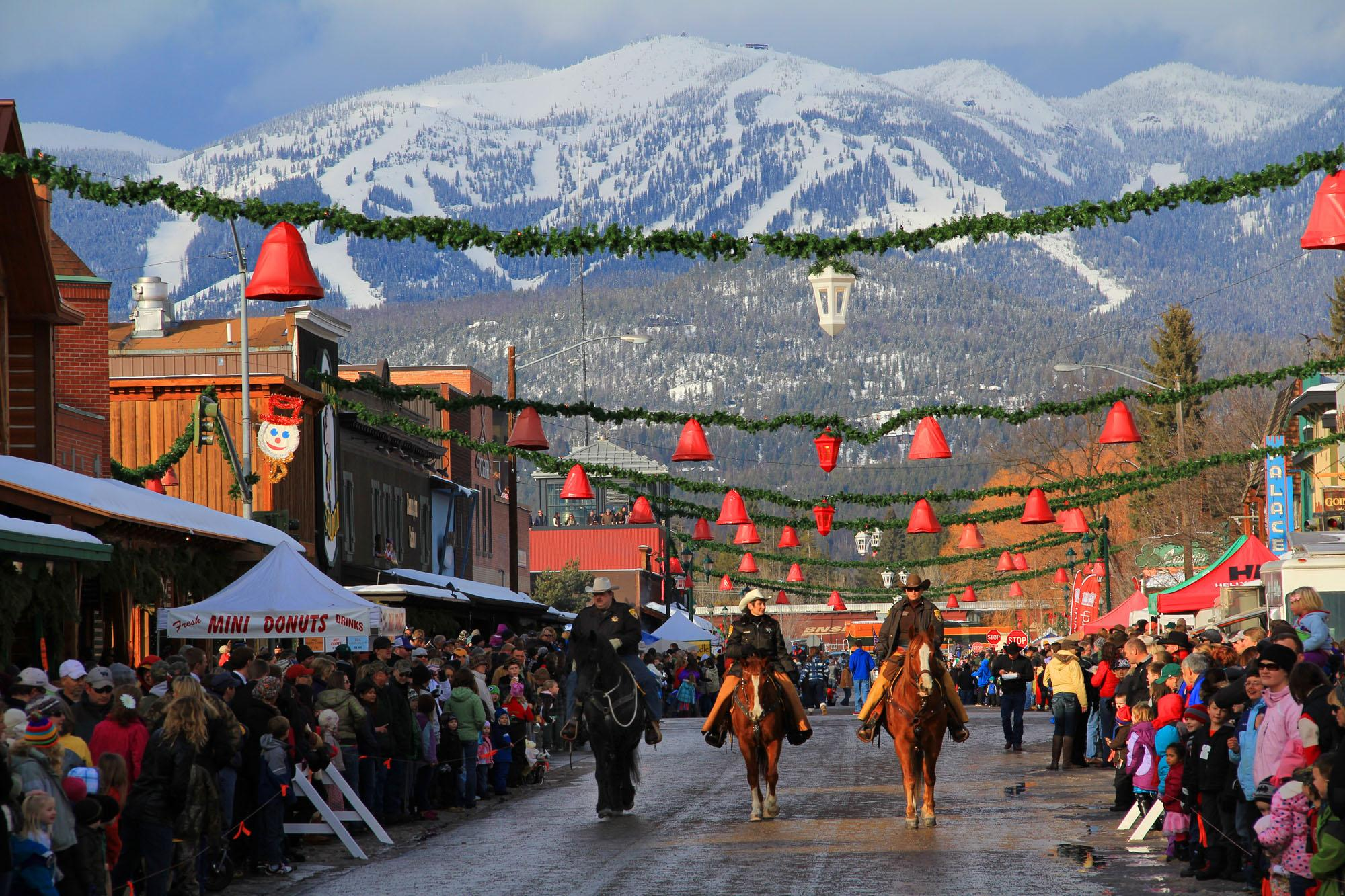 Christmas Carnival Kalispell Mt 2020 Whitefish Winter Carnival | Whitefish Montana Lodging, Dining, and