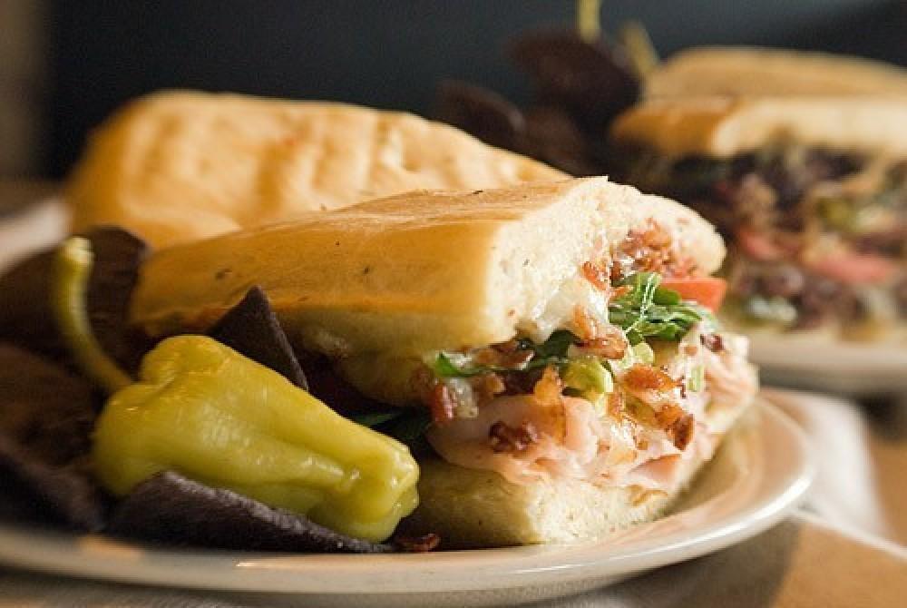 Fabulous sandwiches – Heidi Long