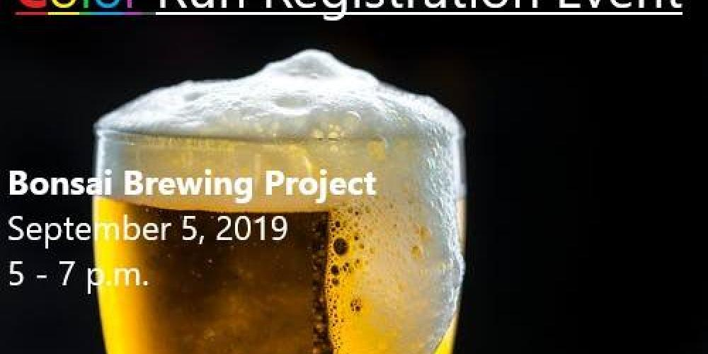 Color Run Registration Event At Bonsai Brewing Project Whitefish Montana Lodging Dining And Official Visitor Information