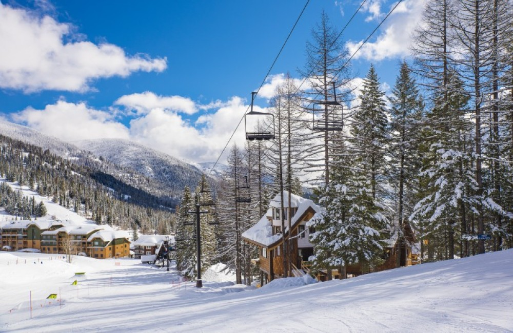 You'll enjoy incredible, TRUE ski-in/ski-out access less than 60 seconds from Chair #3!